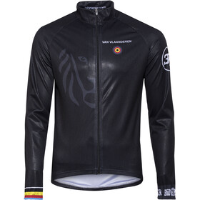 Bioracer Van Vlaanderen Pro Race Wind Jacket Men black